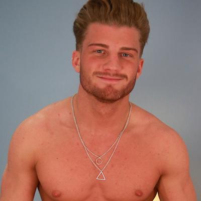 Straight porn star Justin McGregor
