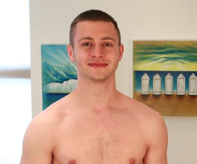 Gay porn star Luca James at Englishlads