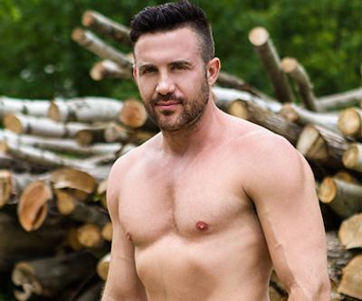 gay porn star Jessy Bernardo