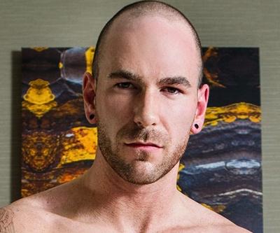 uncut gay porn star Shawn Hardy